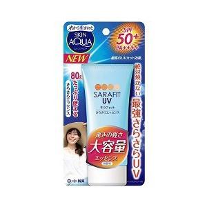 ○ 스킨 아쿠아 사라 피트 UV 졸졸 에센스 무향료(80 g)