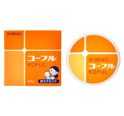 【第3類医薬品】【10個セット】 コーフル 48g×10個セット 【正規品】