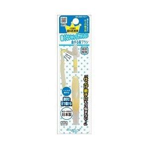 SEAL限定商品 5個セット わんわんベビー 曲がるん歯ブラシ 仕上げ磨き用 ご注文後発送までに1週間前後頂戴する場合がございます 正規品 1本入×5個セット k 早割クーポン