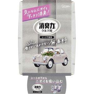 <title>クルマの消臭力 シート下専用 消臭芳香剤 送料無料でお届けします 車用 無香料 200g 正規品</title>
