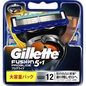 【10個セット】 ジレット プログライド フレックスボール マニュアル 髭剃り 替刃 12個入 ×10個セット 【正規品】