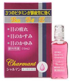 5個セット 第3類医薬品 シャルマン 13ml 日本最大級の品揃え 目薬×5個セット 正規品 好評受付中