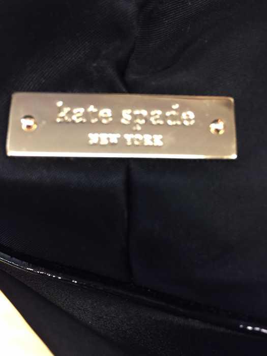 ケイトスペード Kate spade ハンドバッグ レディース黒系ハンドバッグ ブランド古着バズストアBAZZSTORE231019fYb6vmI7yg