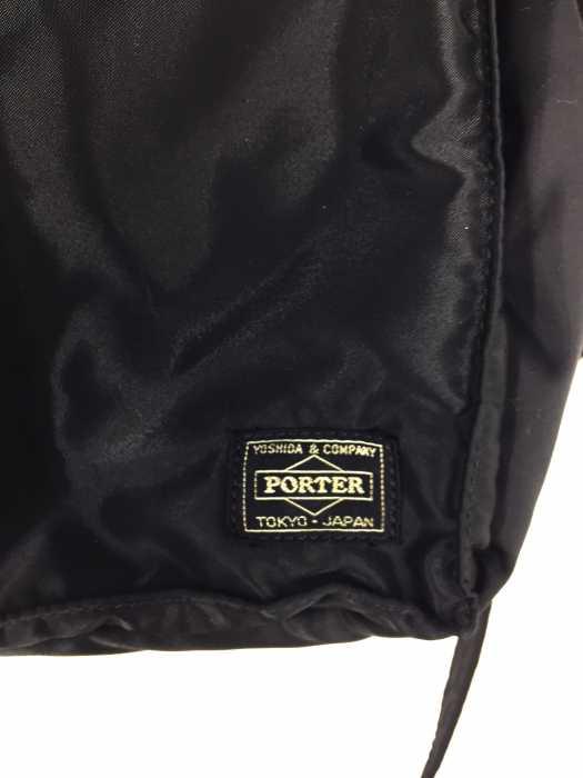 ポーター PORTER ビジネスバッグ メンズ黒系タンカー 2WAYビジネスバッグ ブランド古着バズストアBAZZSTORE221019FJ1TlK3c