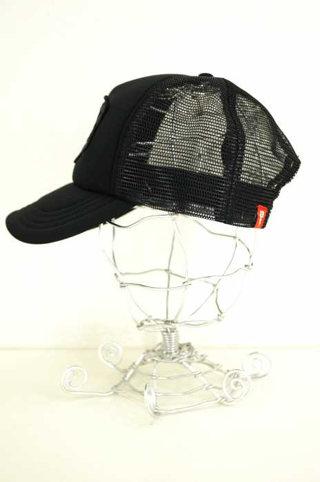 Deus Ex Machinaデウスエクスマキナロゴメッシュキャップ サイズ 表記無メンズ 男性 MEN 帽子 ブラック系8 000円以上で送料無料古着USED10P03Sep16uK1JFT3l5c