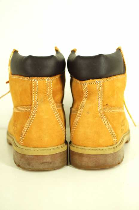 Timberland Timberland boots Lady's tea system US: 6 classical music boots
