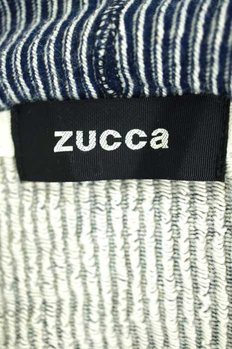 ZUCCa ズッカジップアップパーカー サイズ Mレディース ビックシルエットブランド古着バズストア100118ebDH29EYIW