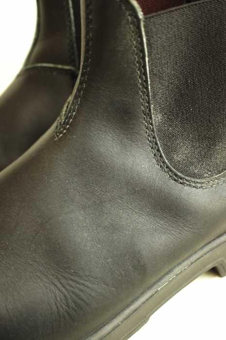 ブランドストーン Blundstone サイドゴアブーツ メンズ黒系 US 9 サイドゴアブーツ ブランド古着バズストア061018gvYIb6f7y