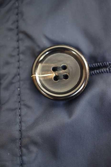 ジュンヤワタナベコムデギャルソンマン JUNYA WATANABE COMME des GARCONS MAN カバーオール メンズ青系 JPN XS AD2008 ナイロンカバーオール ブランド古着バズストア080319H2ED9I