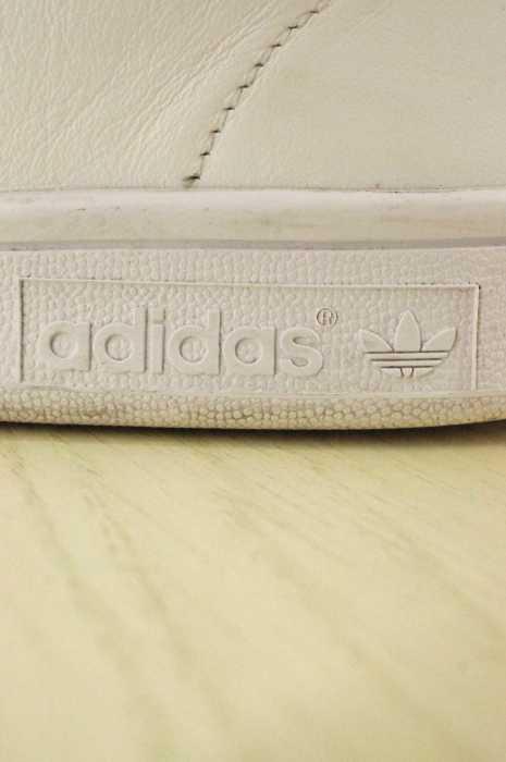 adidas originals by HYKEアディダスオリジナルバイハイクハイレット ベルクロスニーカー サイズ 25 5cmメンズ 男性 MEN スニーカー ホワイト系8 000円以上で送料無料古着USED5c3Lq4RAj