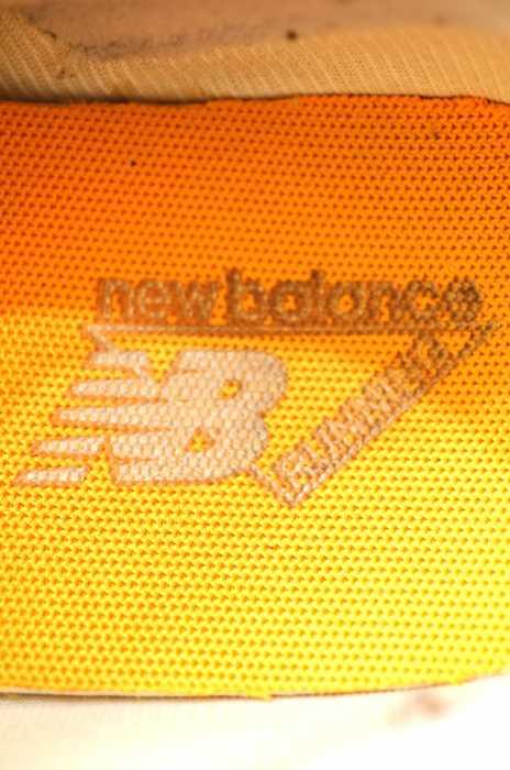 ニューバランス NEW BALANCE スニーカー レディースオレンジ系 × 青系 JPN 24 5 日本サイズ 24 5cm 相当 WR996 ローカットスニーカー ブランド古着バズストアBAZZSTORE120320dBCxWoer