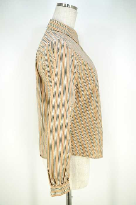 BURBERRY LONDON バーバリーロンドンシャツ サイズ 160Aレディース ワンポイント刺繍ブランド古着バズストア060318mnvNO80w