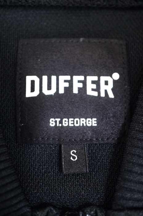 ザダファーオブセントジョージ The DUFFER of ST GEORGE ブルゾン・ジャンパー メンズ 2017年新作 黒系L5AjR4