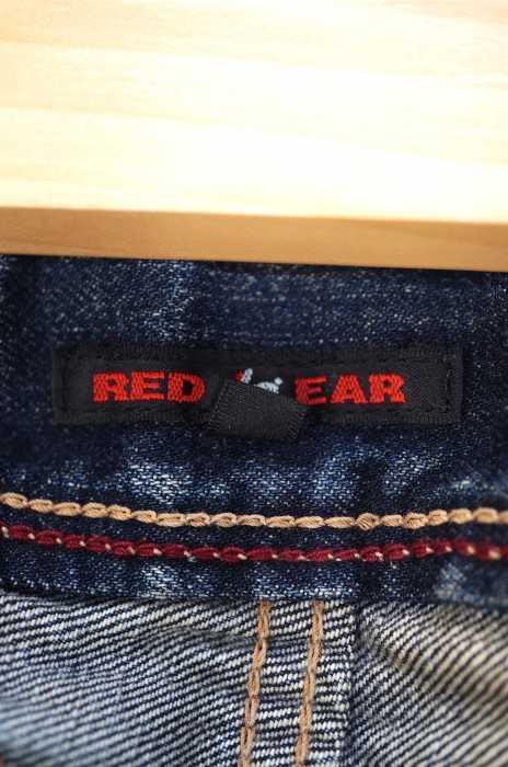 PAUL SMITH RED EARポール・スミス レッドイヤーデニムパンツ サイズL メンズ パッチワーク ブランド古着バズストア030518KTJ3u1F5lc