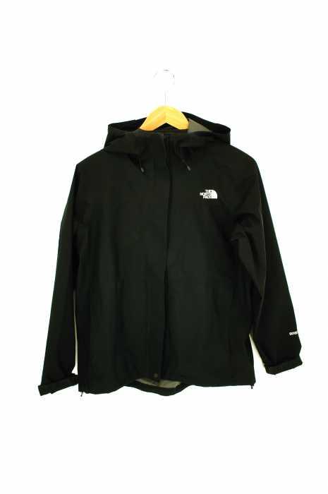 ザノースフェイス THE NORTH FACE ジャケット レディース - 黒系 import:L Cloud Jacket GORE-TEX NPW11712【中古】【ブランド古着バズストアBAZZSTORE】【180120】
