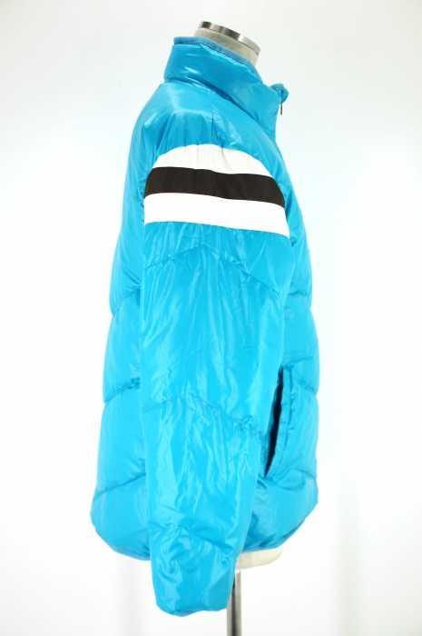 NIKE ナイキダウンジャケット サイズ XLメンズ 男性 MEN ヘビーアウター ホワイト × ブルー系ブランド古着バズストアQdxCBWreo