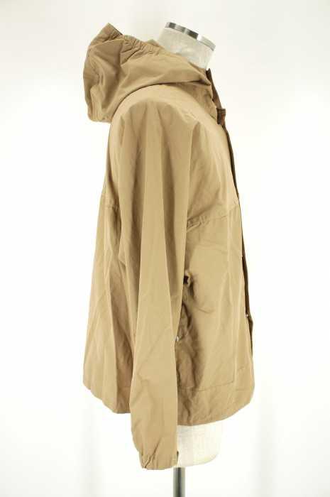 YAECA ヤエカ16SS Cloth Hood Shirtフードシャツ サイズ LARGEメンズ 男性 MEN ライトアウター ベージュ系8 000円以上で送料無料古着USED10P03Dec16H92EIWD