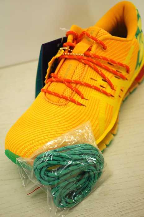 23.5 GEL-QUANTUM 360 KO100 1,918 pairs limited of ASICS Asics sneakers  Lady's - orange system X Midori origin