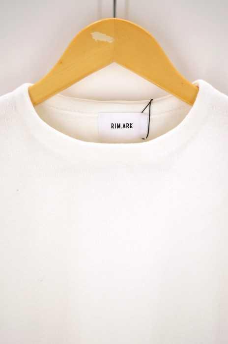 リムアーク RIM ARK スウェット・トレーナー レディース白系 US 38 日本サイズ M L 相当 バレルニットトップス ブランド古着バズストアBAZZSTORE161119UqzpSMGV