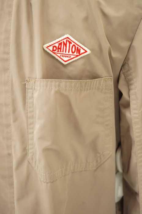 DANTON × BEAMS ダントンビームスステンカラーコート サイズ38 メンズ 別注テンカラーコート ブランド古着バズストア280518L354qARj
