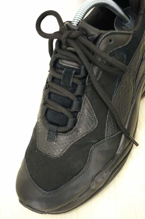 Black system 26cm THUNDER DESERT sander dessert in the summer latest the Puma  PUMA sneakers men spring of 2015 75de4c18a