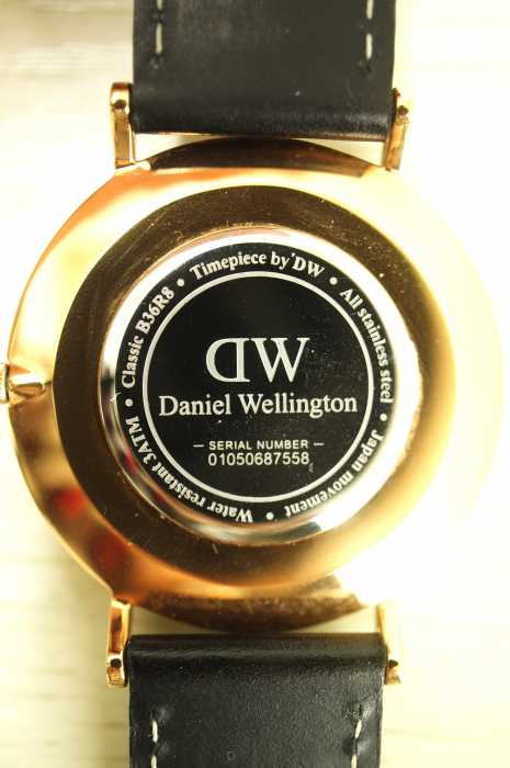 Daniel Wellingtonダニエルウェリントンクオーツ腕時計 サイズ無し メンズ レザーベルト ブランド古着バズuTwOPkiXZ