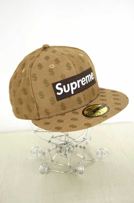 2be82ddf526 Gold system X tea system 7 2 1 Monogram Box Logo monogram box logo cap in  the summer latest the シュプリームニューエラ Supreme X NEW ERA cap hat men spring ...