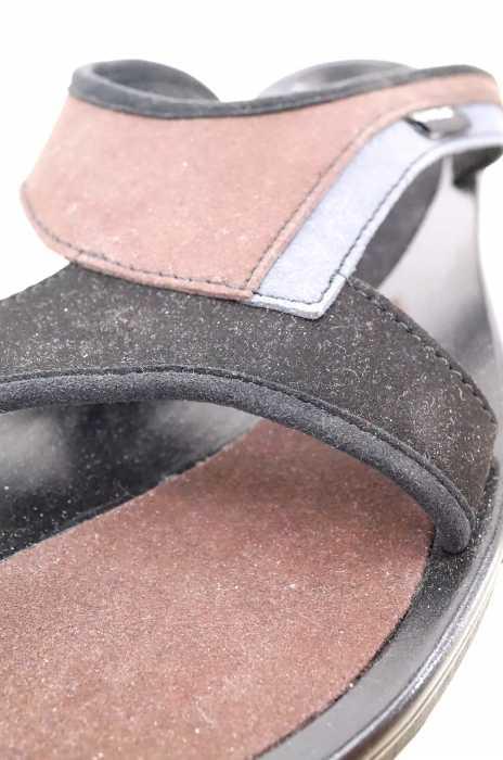 オリオプ TRIOP スポーツサンダル メンズ黒系 × 茶系 JPN 28 日本サイズ 28cm 相当 UNI サンダル ブランド古着バズストアBAZZSTORE010620Imyvbg6Yf7