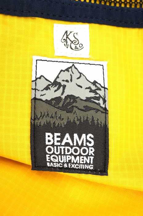 KAPTAIN SUNSHINE X GREGORY X BEAMS PLUS (Gregory X captain sunshine X BEAMS  Co , Ltd  plus) backpack size notation no men comment DAYPACK 1977 1ST