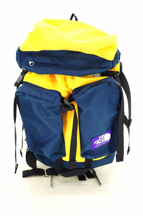 8d3e3f66f North Face purple label THE NORTH FACE PURPLE LABEL backpack size notation  no men Climbing Pack rucksack
