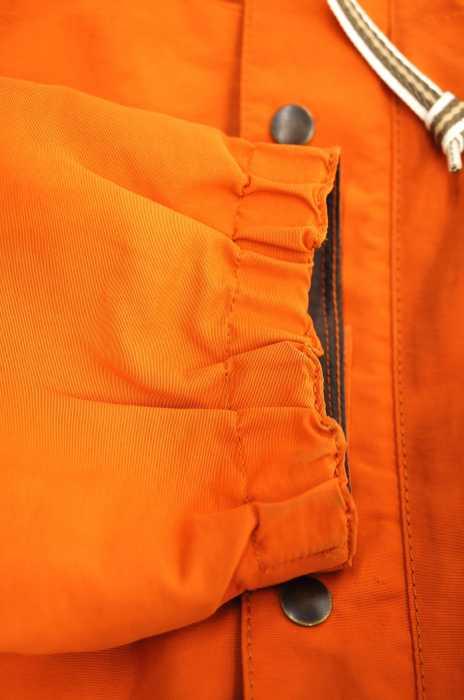 ジャーナルスタンダード JOURNAL STANDARD ブルゾン・ジャンパー メンズオレンジ系 JPN M コットンナイロンマウンテンパーカー ブランド古着バズストア15101843RjLA5