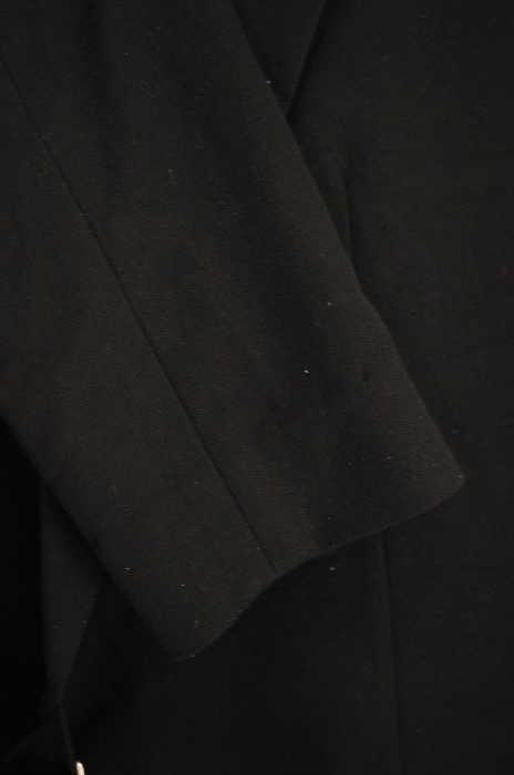 ノーアイディー ブラック NO ID BLACK テーラードジャケット メンズ黒系 JPN 3 TRストレッチボンテージピークドラペルジャケット ブランド古着バズストア12081934jqRc5ALS