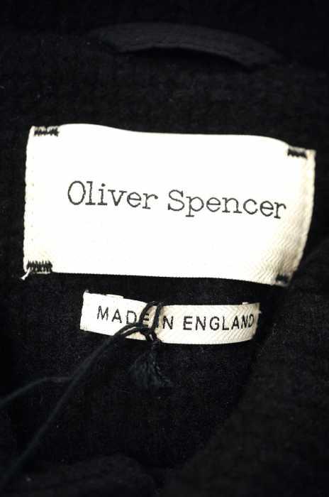 Oliver Spencer オリバースペンサーピーコート サイズ 40メンズ grandpas coatブランド古着バズストア050118W2EDIH9