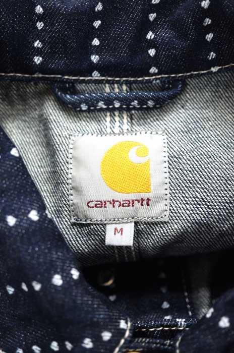 カーハートワークインプログレス Carhartt WIP カバーオール メンズ青系 JPN M MICHIGAN CHORE COAT ブランド古着バズストア310318NOk08PXnw