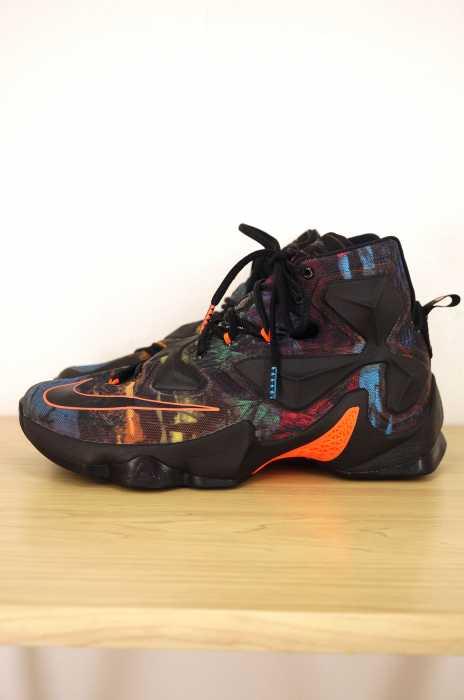 brand new 4a510 48484 Pro-Nike NIKE sneakers men - guilt JPN  26.5 Lebron 13 XIII Akronite  Philosophy