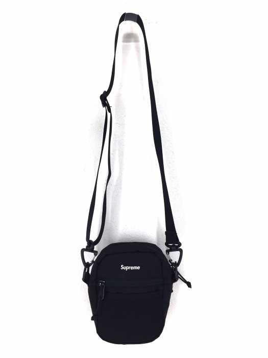 シュプリーム Supreme ショルダーバッグ メンズ 2017年春夏新作 黒系  Small Shoulder Bag【中古】【ブランド古着バズストアBAZZSTORE】【300520】