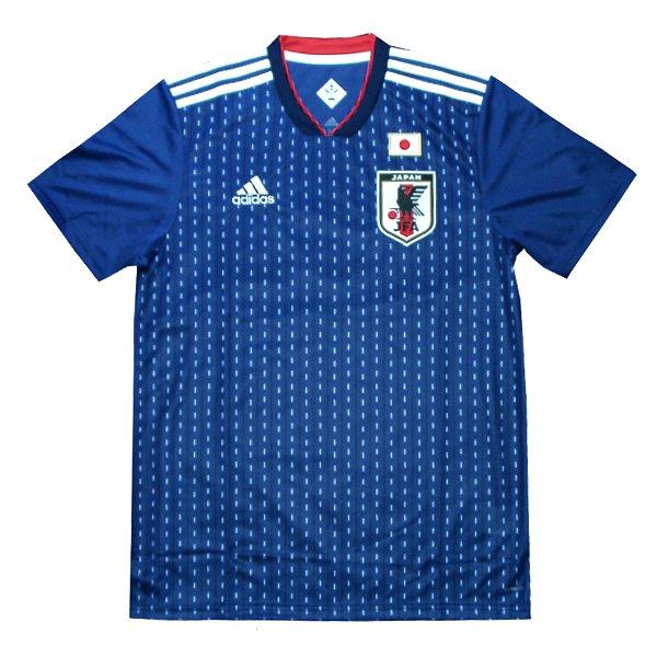 日本代表 18 ホーム 半袖 ユニフォーム ADIDAS FIFAワールドカップ2018(正規品/メール便可/メーカーコードCV5638)