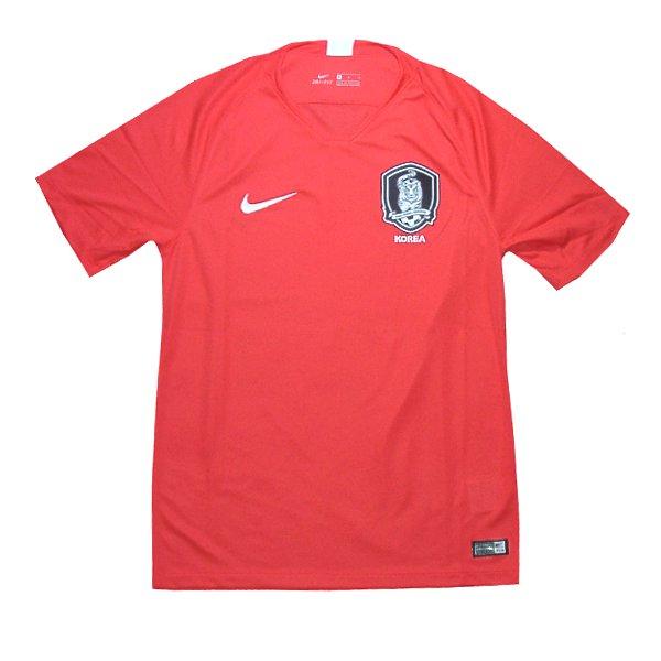 韓国代表 18 ホーム 半袖 ユニフォーム NIKE FIFAワールドカップ2018(正規品/メール便可/メーカーコード893911 696)