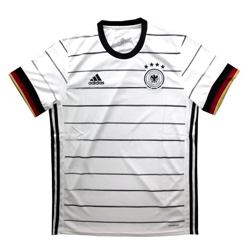 ドイツ代表 20 ホーム 半袖 ユニフォーム ADIDAS ユーロ2021(2020)(正規品/メール便可/メーカーコードEH6105)