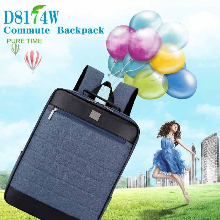 品質保証 リュック バッグ 人気 ビジネスリュック デイパック 旅行バッグ 《週末限定タイムセール》 おしゃれ PCリュック DTBG 多機能 D8174W 大容量