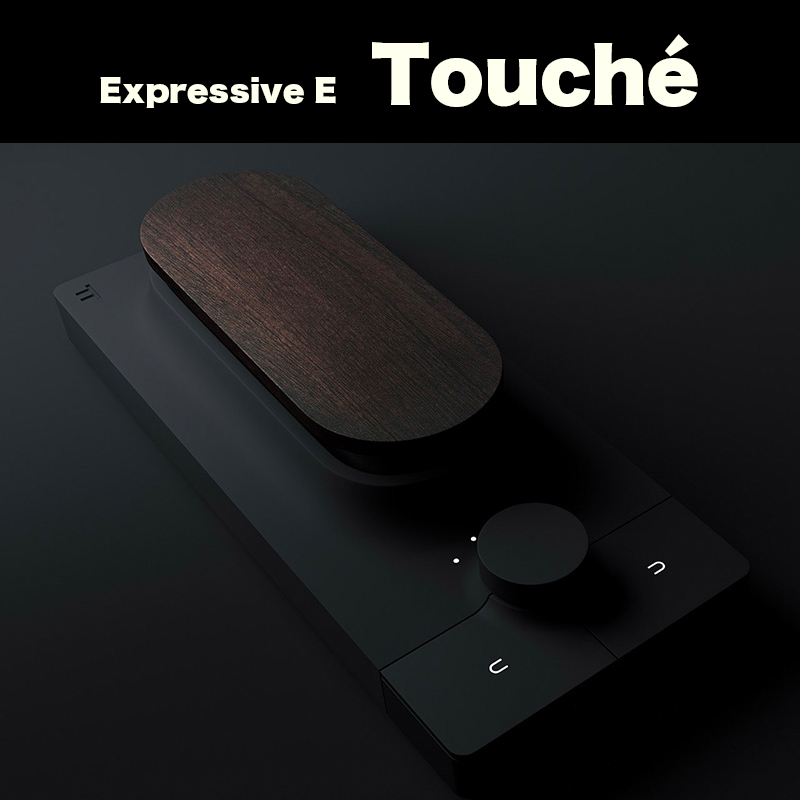TOUCHÉ (トゥシェ) | Expressive Expressive | E | | 直感操作でサウンドをコントロール。木製のスキンがトップ部分にフィーチャーされたTOUCHE, ナカツガルグン:d14240d6 --- sunward.msk.ru