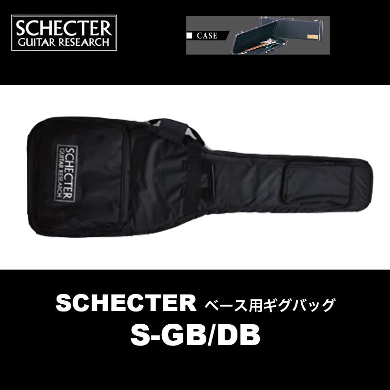 SCHECTER シェクター ベース用 ギグバッグ S-GG/DB 送料無料