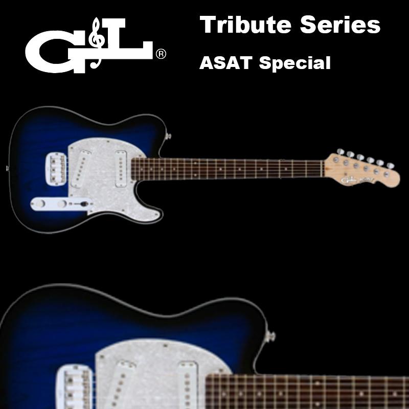 G&L Tribute Series / ASAT DASAT Special Blueburst / アサート スペシャル ブルーバースト テレキャスター 国内正規品 送料無料