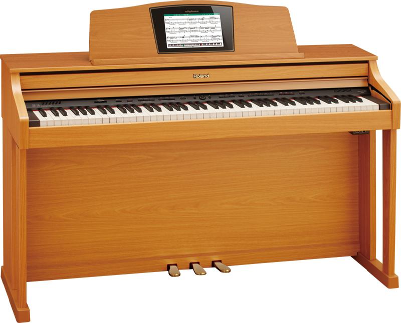 ローランド HPi-50e LWS / roland 電子ピアノ デジスコア ライトウォールナット 送料無料
