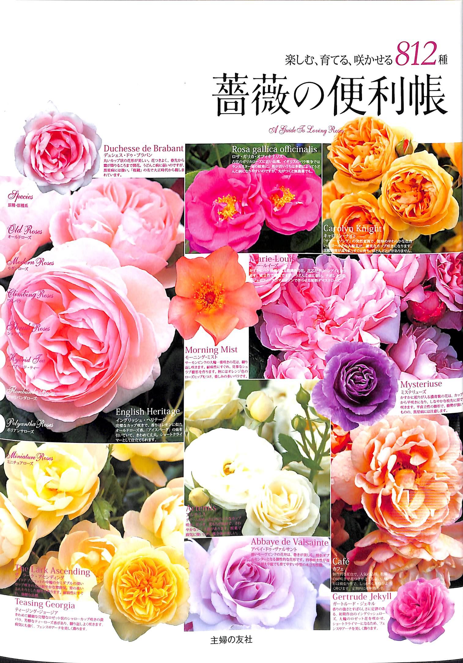 薔薇の便利帳 特別セール品 おすすめ特集