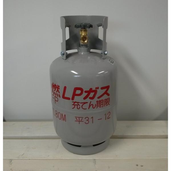LPガス容器 8kg用【注意】ガス燃料は入っていません。