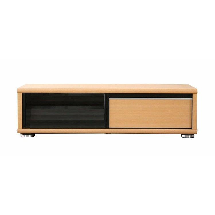 【TD】リーク 120ローボード(NA BR)LEEK 120 LOW BOARD テレビ台 AVボード TV台 テレビボード 【送料無料】【代引不可】【ガルト】【取寄せ品】 一人暮らし 家具 新生活