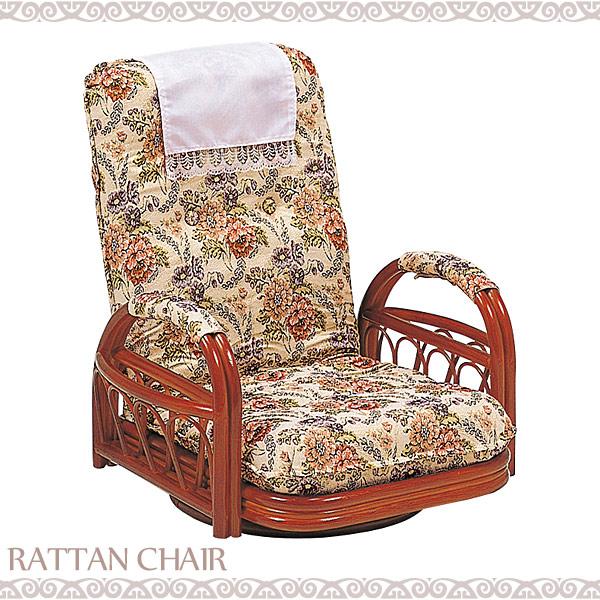 【TD】ギア回転座椅子 RZ-921 いす イス チェア フロアチェア チェアー 【代引不可】【HH】【送料無料】 一人暮らし 家具 父の日 プレゼント