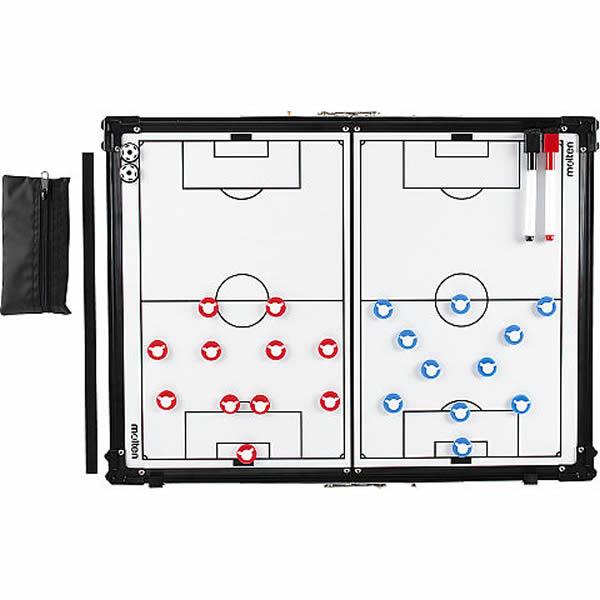 最大10%引クーポン サッカー モルテン 折りたたみ式作戦盤 SF0070 取寄