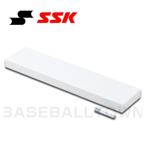 最大10%引クーポン SSK 野球 ゴムPプレート 一般用 1枚 40mm厚 YP40 取寄